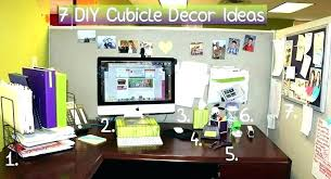 decorating your office desk. Ideas Cubicle Design Interior To Decorate Your Office For Best Decorations On Decorating Desk S