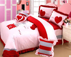 minnie mouse queen size bedding hello kitty comforter set mickey lovely kids mine sets duvet cover