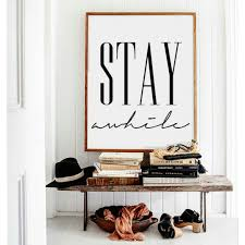 entryway wall art quotes
