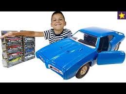 <b>Машинки Welly</b> все наши ретро <b>машинки</b> против Понтиака ...