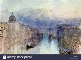 this painting by british artist jmw turner is titled venice grand stock photo 62445702 alamy