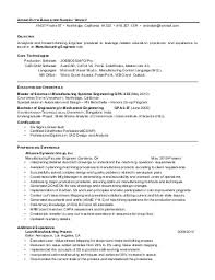 Not How To Write Your First Paper Edward F Hughes Senior Unique Manufacturing Engineer Resume