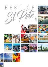 Tide Chart Fort Desoto Best Of St Pete By Sven Boermeester Issuu