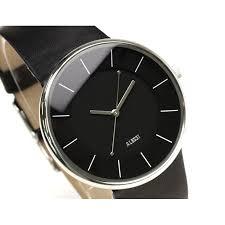 alessi al8004 36mm luna men s italian designer watch black alessi al8004 luna watch