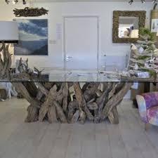 driftwood dining table base uk. chta31 large natural driftwood table base dining uk i