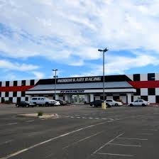 indoor kart racing commercial painting project commercial exterior walls painting arizona painting company