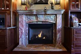 granite fireplace surround mantle 01