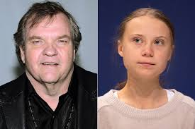 Meat Loaf: Greta Thunberg is Brainwashed + Climate Change is Fake