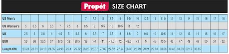 Propet Shoes Size Chart Propet Shoes Size Chart Arenda Stroy