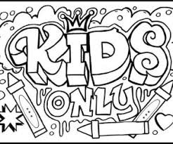 Archive With Tag Fun Coloring Pages For Middle School Students