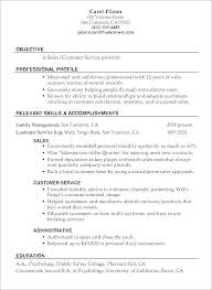 Resume Objective Examples For Any Job Examples Of Resume Objective Penza Poisk