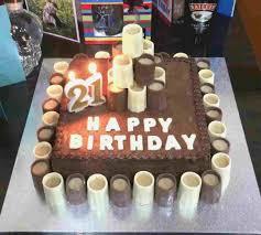 Image Of 21st Birthday Cake Ideas For Girls 209 21st Birthday Cake