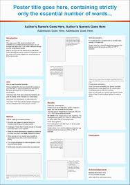 A1 Poster Template Powerpoint Free Download