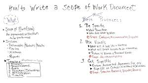 Simple Statement Of Work Template Contractor Statement Of Work Template Unique Free Simple