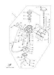 90cc carb diagram quick start guide of wiring diagram • 2006 yamaha bruin 350 2wd yfm35bav carburetor parts best rh bikebandit com carb structure polaris 90cc