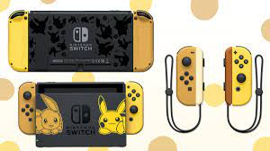 Japan: Pokemon Let's Go Pikachu And Eevee Joy-Con And Dock Available  Separately - My Nintendo News