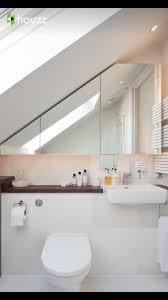 Attic Bathroom Attic Half Bath Badezimmer Dachschräge