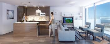 Small Apartment Kitchen Tables Making The Most Out Of Small Apartments Using Transformable Spaces