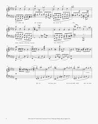Light Of The Seven Piano Notes Light Of The Seven Piano Sheet Free Hd Png Download Kindpng