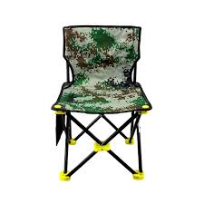 begrit camping beach chair outdoor portable folding fishing stool with carry bag intl