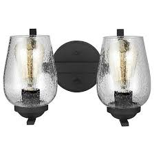 free purchase the 3 light vanity morill bath light in blacksmith with clear