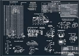 Курсовые ТСП Технология возведения зданий ТВЗ Чертежи РУ Технологическая карта на монтаж сборного железобетонного каркаса одноэтажного промышленного здания