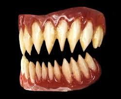 sharp teeth halloween. pennywise fx fangs 2.0 veneers by dental distortions | teeth making pinterest sharp halloween