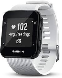 Garmin Forerunner 35 Easy To Use Gps Running Watch White