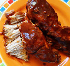 BBQ CountryStyle Pork Ribs In The Slow Cooker U2014 Shockingly DeliciousCountry Style Ribs Recipes Slow Cooker