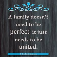 Unity Quotes Mesmerizing Family Unity Quote Inspirational Picture Quotes
