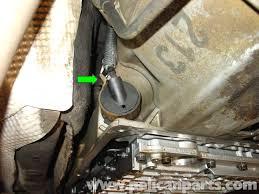 mercedes benz automatic transmission fluid change w210 1996 03 large image extra large image