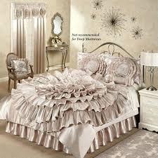 medium size of imposing white twin images ideas ruffle comforter set pink xhilaration
