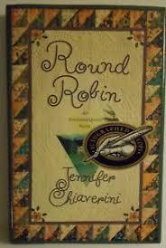 ROUND ROBIN (ELM CREEK QUILTS SERIES #2) Jennifer Chiaverini ... & Image is loading ROUND-ROBIN-ELM-CREEK-QUILTS-SERIES-2-Jennifer- Adamdwight.com
