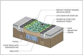 Small Picture BIOSWALE Rain Garden Design and Construction aan andresena