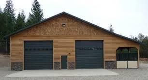 garage barn doorsGarage  Overhead Door Installation  Spokane WA