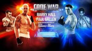 Paul Gallen vs Barry Hall boxing fight ...