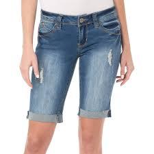 Ymi Size Chart Ymi Jeans Juniors Wannabettabutt 5 Pocket Triple Button Rip