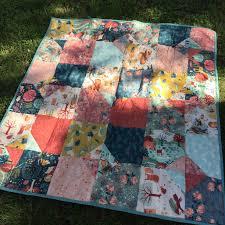 Woodland Baby Quilt | alwaysacraftylady & IMG_2195 Adamdwight.com