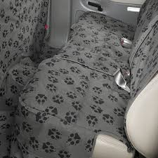 covers crypton paw print custom rear fathom seat protector