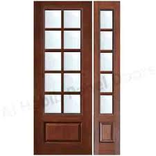 glass wood door panel doors throughout designs plans 8 panels for stained cabinet geometric leaded glass door panel