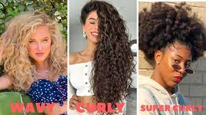 curl type all hair types w pictures