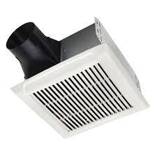 nutone invent series 110 cfm ceiling bathroom exhaust fan energy star