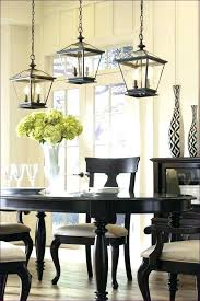 standard height of light over dining room table spectacular light fixture over kitchen table height 2