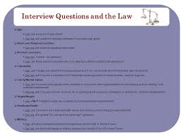Questions To Not Ask In An Interview Network Resume Interview Dressing For Success Ppt Download