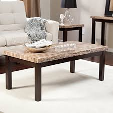 faux marble coffee table. Carmine Faux Marble Coffee Table I