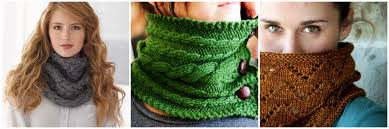 Free Knitting Patterns For Neck Warmers Custom Inspiration