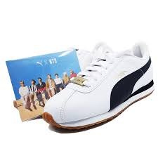 Bts Puma Shoes Size Chart Puma X Bts Turin Shoes Made By Bts In 2019 Shoes Pumas