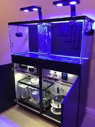 Freshwater Aquarium Sump Plumbing Design Reef Tank Stands A Design Guide Gmacreef Aquarium
