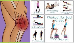 if you have bad knees try these