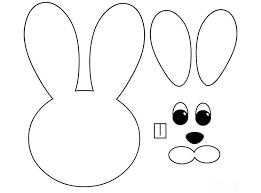 Wir liefern euch dazu die anleitung und eine bastelvorlage zum ausschneiden. Osterhase Basteln Vorlage Ausdrucken Zusammenkleben Spring Easter Osterhasen Basteln Vorlagen Vorlage Osterhase Bastelvorlagen Ostern